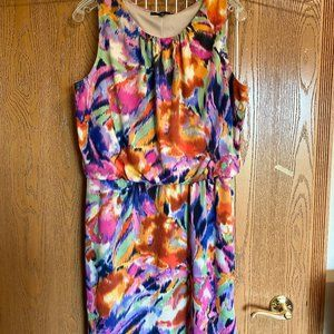 Tiana B Dress Sz Large